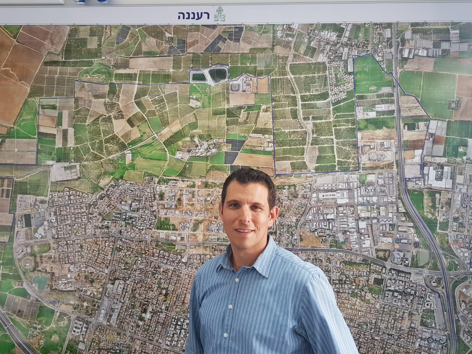 סיום תפקידו של תומר היימן, ראש מינהל ההנדסה בעיריית רעננה