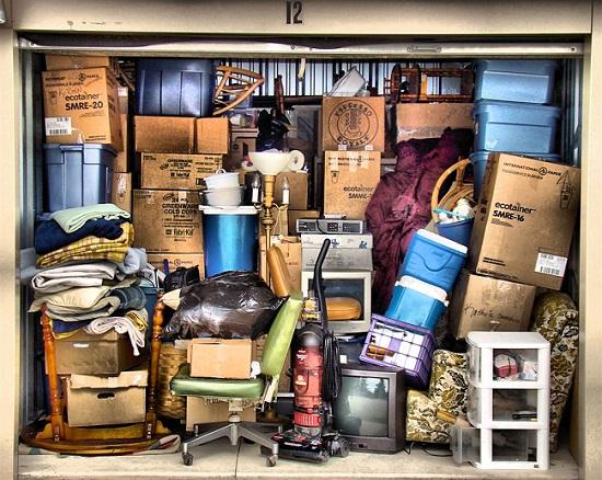 איך שמתי הכל במחסן ויצאתי לטיול מסביב לעולם