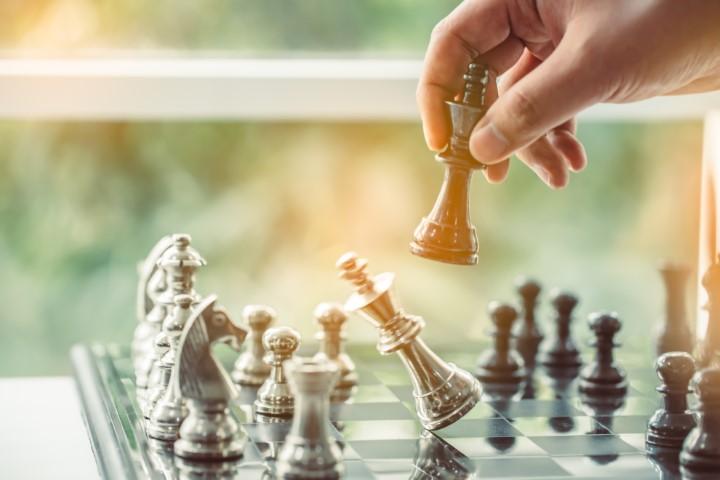 משחקים שחמט בלב רעננה