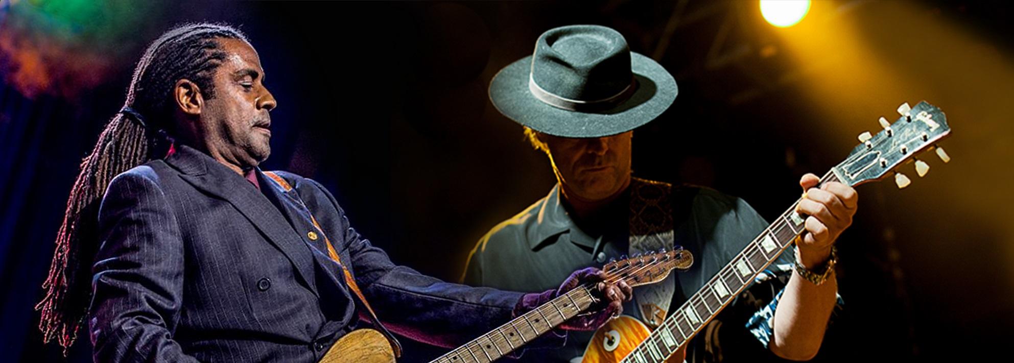 """אמן הבלוז קני ניל, המועמד לגראמי לשנת 2017 על אלבומו """"Bloodline"""", מגיע לראשונה להופעה בישראל ב-31.10 בזאפה ברצליה,"""