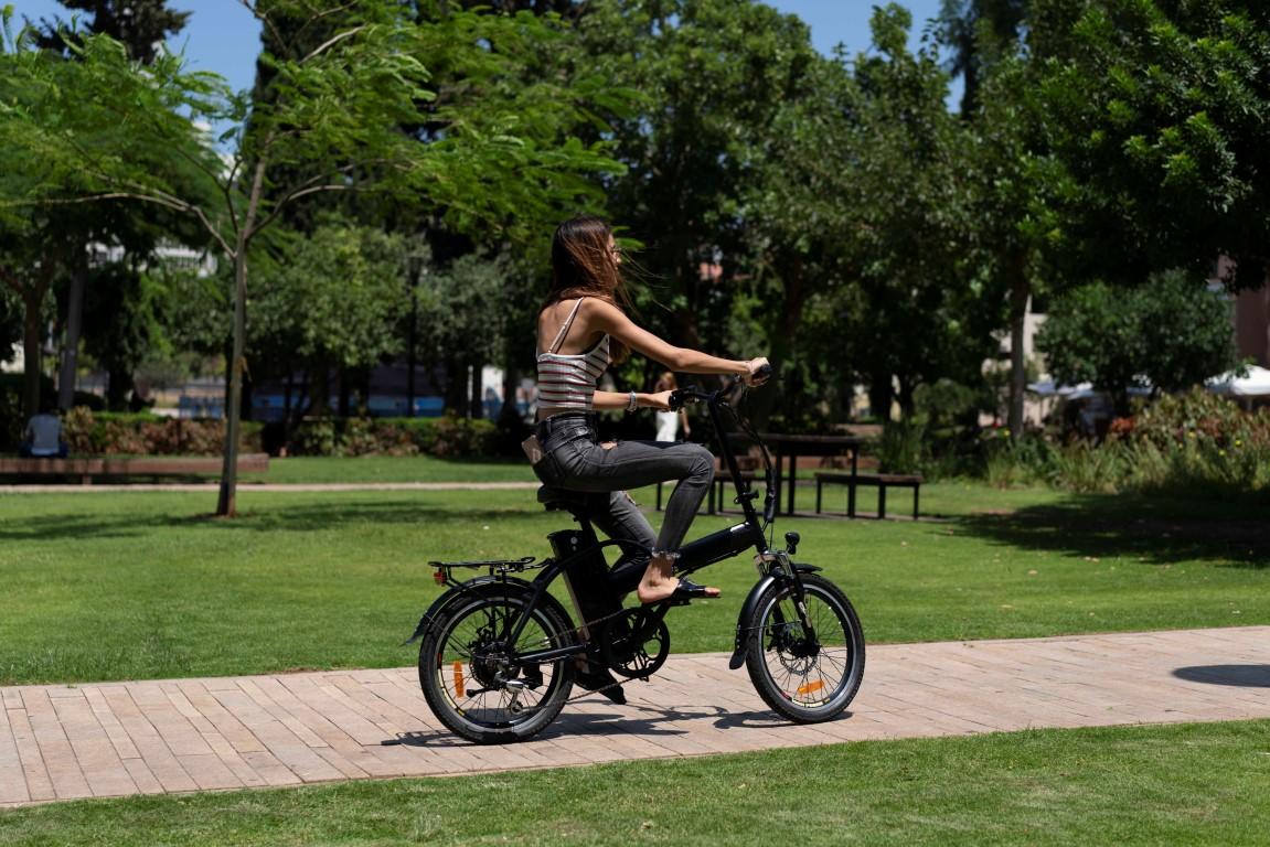 אופניים חשמליות בפתח תקווה