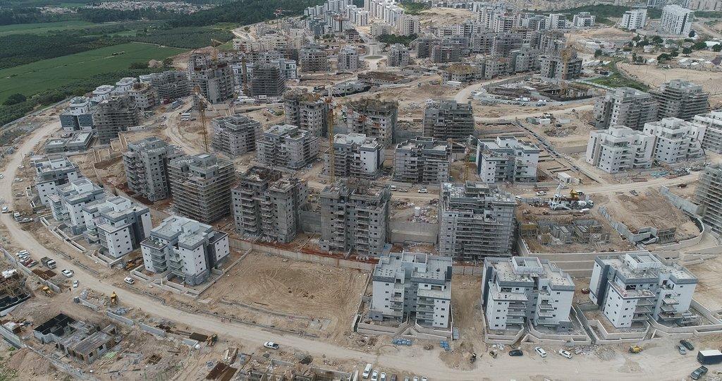 שכונת_בצוותא- שפיר מגורים ובניין