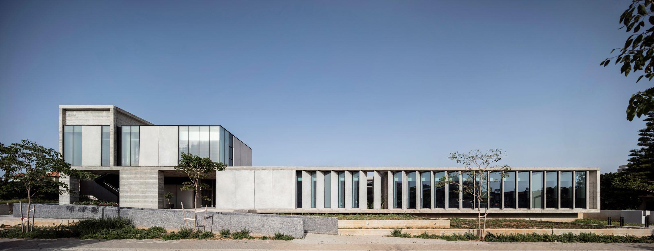 מרכז תאו זכה במקום הראשון בתחרות פרויקט השנה של כתב העת אדריכלות ישראלית בשיתוף האיחוד האירופי