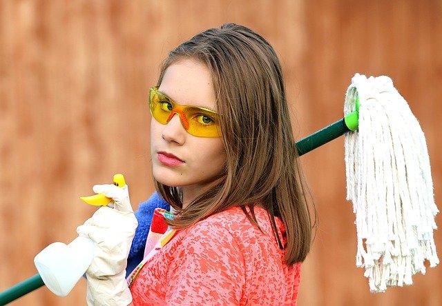 איך נשמור על סביבה נקייה ומסודרת בכל עת?