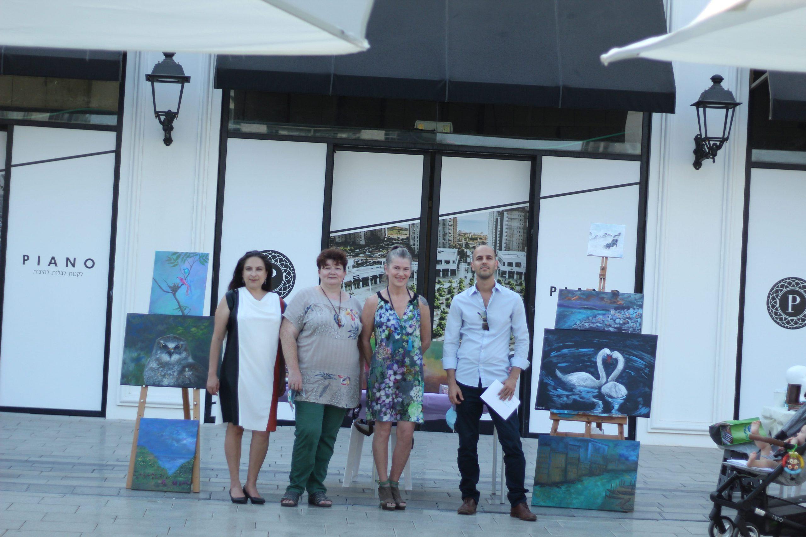 חגיגת אומנות ישראלית – בנתניה