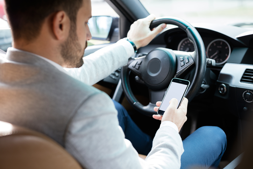 שעת ריכוז: מהן הסחות הדעת הנפוצות בנהיגה ב-2021?